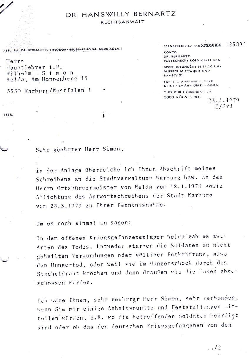 Otto Berg Erinnerungen 1929 1945